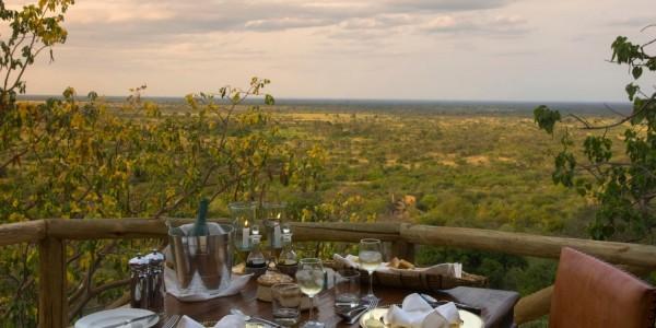 Kenya - Meru - Elsa's Kopje Meru by Elewana - Dining