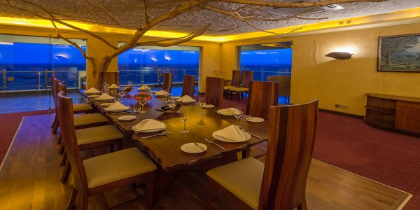 Kenya - Nairobi - Ole Sereni - Steak House