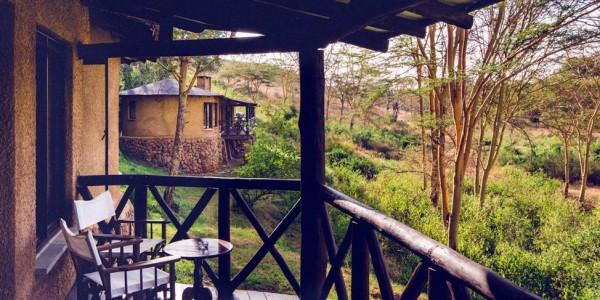 Kenya - Nairobi - The Emakoko - Exterior