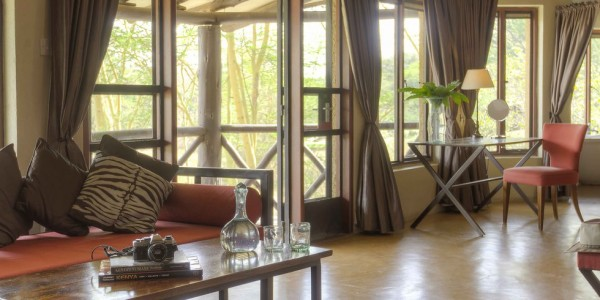 Kenya - Nairobi - The Emakoko - Room