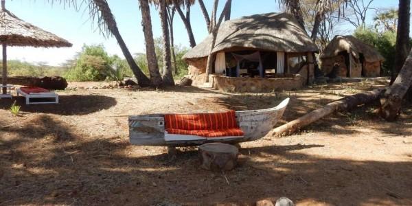 Kenya - Northern Kenya - Saruni Rhino - Outside