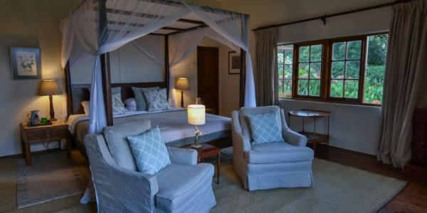 Kenya - Rift Valley - Loldia House - Room