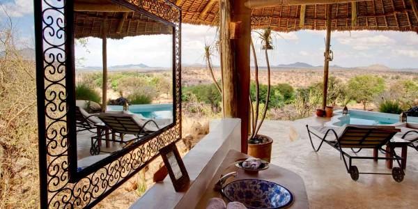 Kenya - Samburu - Sasaab Lodge - Suite