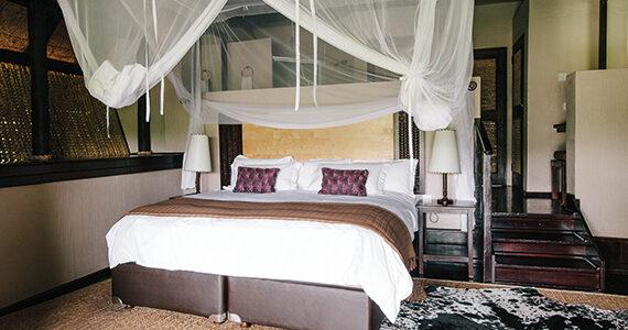 Zimbabwe - Gonarezhou National Park - Chilo Gorge Safari Lodge - Room