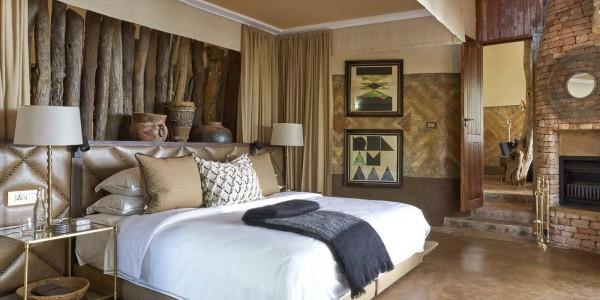 Zimbabwe - Malilangwe Private Wildlife Reserve - Singita Pamushana Lodge - Room