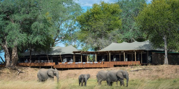 Zimbabwe - Mana Pools National Park - Ruckomechi Camp - Overview