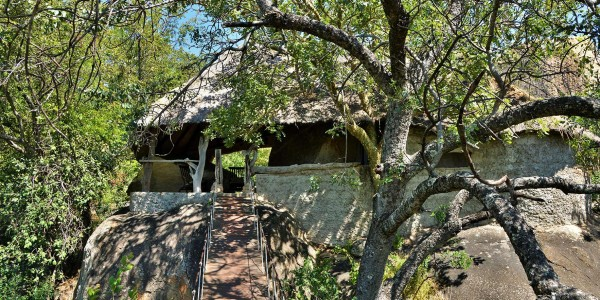 Zimbabwe - Matobo Hills National Park - Amalinda Lodge - Accommodation