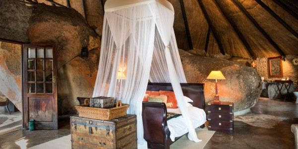 Zimbabwe - Matobo Hills National Park - Amalinda Lodge - Suite 10