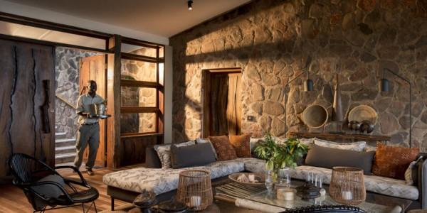 Zimbabwe - Matusadona National Park & Lake Kariba - Bumi Hills Safari Lodge - Suite 3