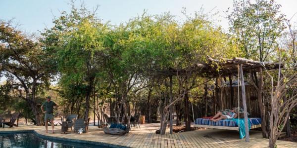 Zimbabwe - Matusadona National Park & Lake Kariba - Changa Safari Camp - Pool