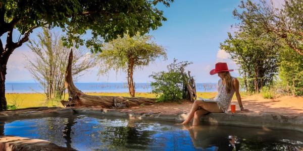 Zimbabwe - Matusadona National Park & Lake Kariba - Rhino Safari Camp - Plunge Pool