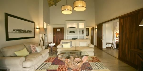 Zimbabwe - Victoria Falls - Ilala Lodge Hotel - Executive Suite