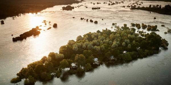 Zimbabwe - Victoria Falls - Victoria Falls River Lodge - Overview