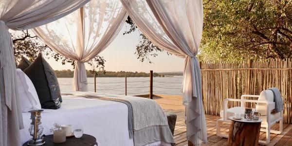 Zimbabwe - Victoria Falls - Victoria Falls River Lodge - Room