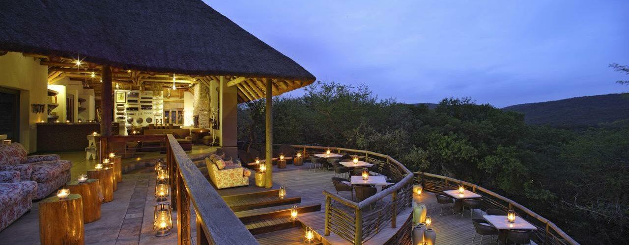 South Africa - Kwazulu Natal - Phinda Mountain Lodge - View