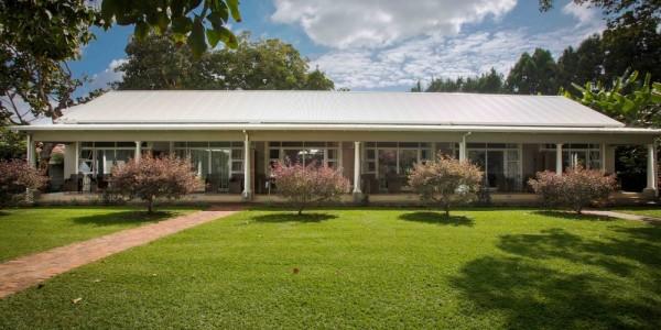 Zimbabwe - Harare - Highlands House - Overview