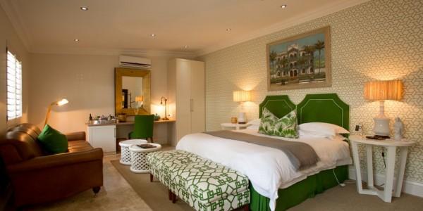 Zimbabwe - Harare - Highlands House - Standard Room