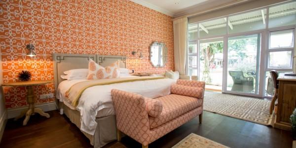 Zimbabwe - Harare - Highlands House - Suite