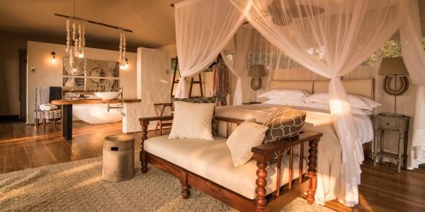Zimbabwe - Mana Pools National Park - Chikwenya - Room 2