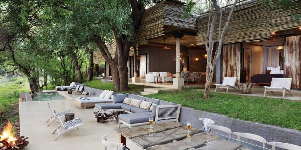 Zimbabwe - Victoria Falls - Matetsi River Lodge - Exterior