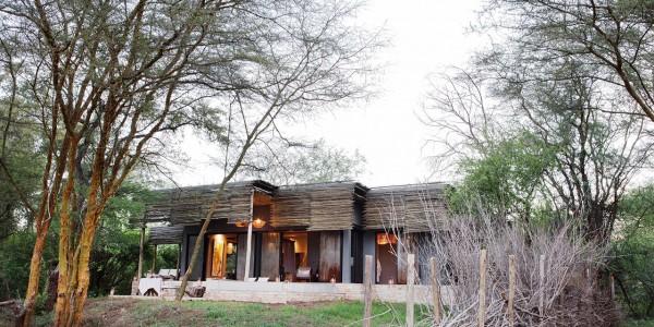 Zimbabwe - Victoria Falls - Matetsi River Lodge - Private Dining
