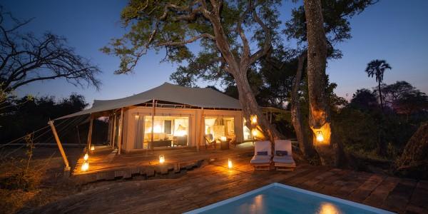 Zimbabwe - Victoria Falls - Mpala Jena Camp - Overview