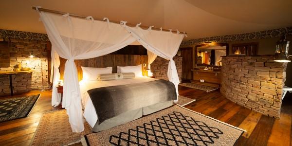 Zimbabwe - Victoria Falls - Mpala Jena Camp - Room 2
