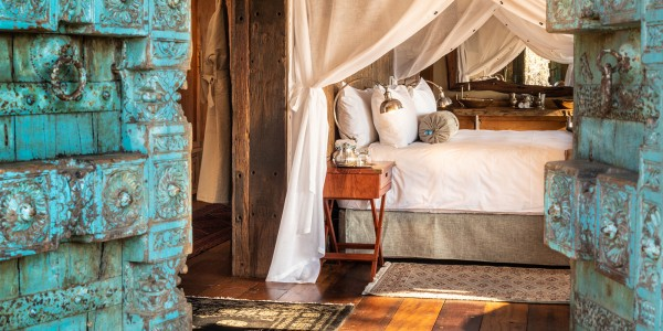 Zimbabwe - Victoria Falls - Mpala Jena Camp - Room
