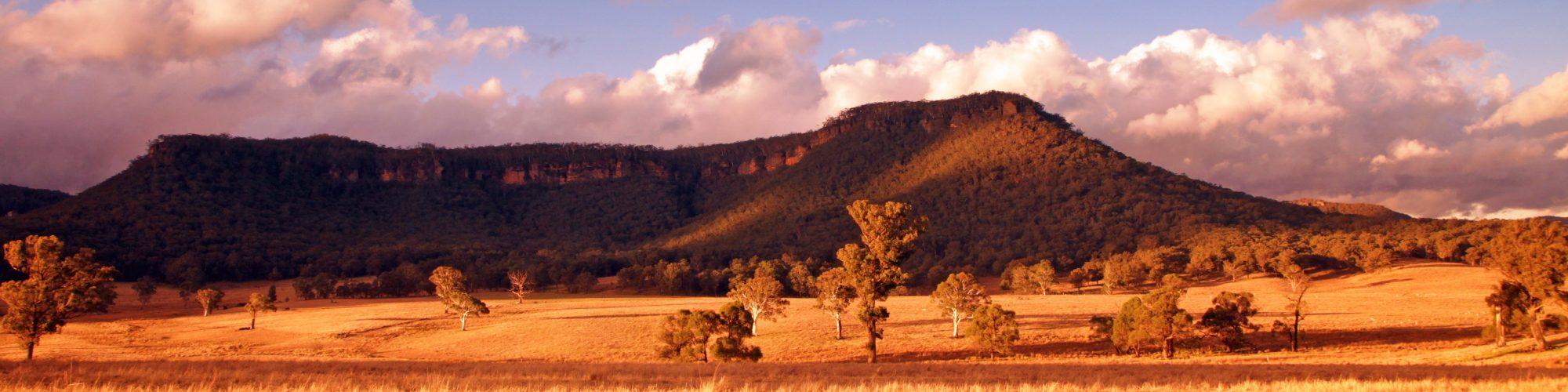 Blue Mountains - Credit: Tourism Australia